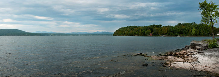 Protecting Lake Champlain by protecting the water ways the feed it.